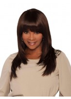 Gorgeous Wrap Style Silky Straight Wig