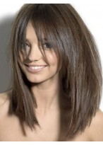 Charming Straight Capless Synthetic Bob Wig