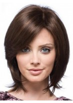 Trend-Setting Collar Length Bob Wig