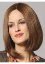 Comfortable Luscious Synthetic Bob Wig