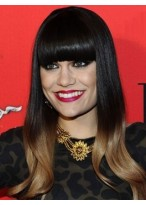 Jessie J's Hairstyle Wavy Wig