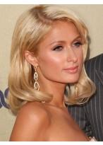 Paris Hilton Marvelous Wavy Synthetic Lace Front Wig