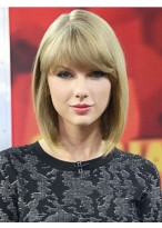 Taylor Swift Good Looking Straight Capless Human Hair Wig