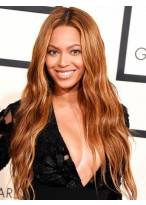 Tyra Banks New Style Lace Front Wavy Synthetic Wig
