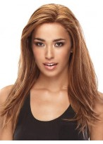 Full Lace Long Straight Human Hair Wig