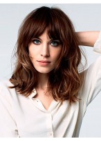 Gorgeous Wavy Capless Remy Human Hair Wig