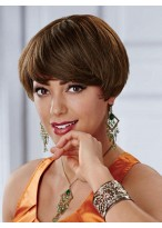 Awesome Straight Capless Remy Human Hair Wig