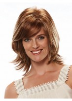 Durable Straight Capless Remy Human Hair Wig