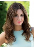 Pretty Wavy Lace Front Remy Human Hair Wig
