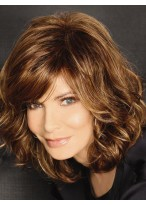 Attractive Capless Remy Human Hair Wig
