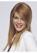 Elegant Lace Front Remy Human Hair Wig