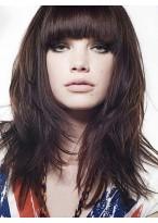 Natural Capless Remy Human Hair Wig