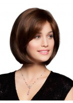 Nice Straight Lace Front Remy Human Hair Wig