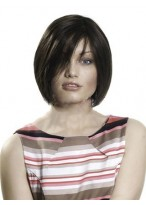 Front Lace Bob Style Human Hair Wig