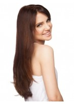 Natural Straight Lace Front Remy Human Hair Wig
