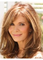 Top Quality Wavy Lace Front Remy Human Hair Wig