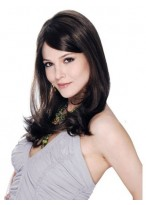 2014 New Style Attractive Human Hair Wig