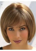 Short Cut Bob Style Remy Human Hair Wig