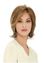 Attractive Capless Wavy Flexibility Wig