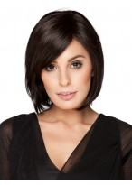 Attractive Lace Front Straight Flexibility Wig