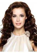 Charming Wavy Full Lace Human Hair Wig