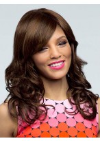 Attractive Full Lace Wavy Flexibility Wig