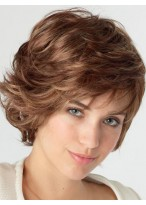 Wavy Comfortable Lace Front Human Hair Wig