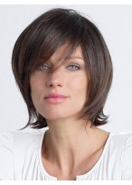 Charming Lace Front Wavy Remy Human Hair Wig