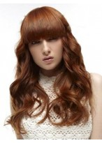 Affordable Wavy Remy Human Hair Capless Wig