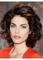 Beautiful Lace Front Wavy Human Hair Wig