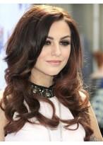 Good Looking Lace Front Wavy Human Hair Wig