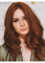 Charming Wavy Lace Front Remy Human Hair Wig