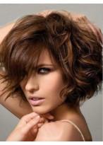 Amazing Wavy Human Hair Capless Wig