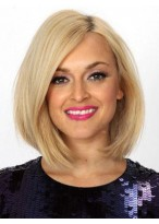 Comfortable Lace Front Straight Human Hair Wig