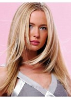 Marvelous Straight Lace Front Human Hair Wig