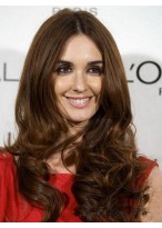 Elegant Wavy Lace Front Remy Human Hair Wig