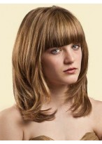 Pretty Straight Capless Human Hair Wig