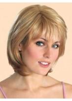 Glamorous Straight Capless Remy Human Hair Wig