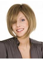 Glamorous Straight Capless Human Hair Wig