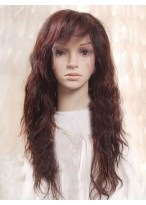 Graceful Remy Human Hair Wavy Lace Wig