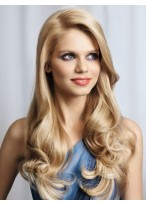 Lace Front Heat Friendly Synthetic Wig For Women