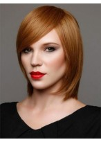 Elegance Straight Synthetic Front Lace Wig