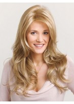 Long Wavy Synthetic Charming Lace Front Wig