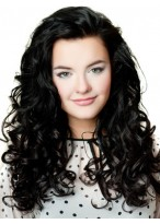 Synthetic Nice-looking Lace Front Long Wig