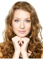 Admirable Synthetic Lace Front Wavy Wig