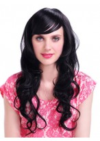 Classic High Quality Long Wavy Full Lace Wig