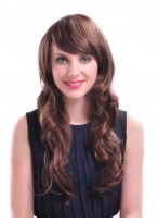 Soft Wavy Attractive Long Synthetic Wig
