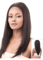 Elegance Long Straight Full Lace Wig