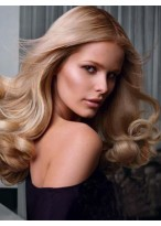 Marvelous Wavy Full Lace Synthetic Wig