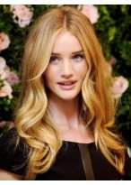 Popular Wavy Synthetic Lace Front Wig